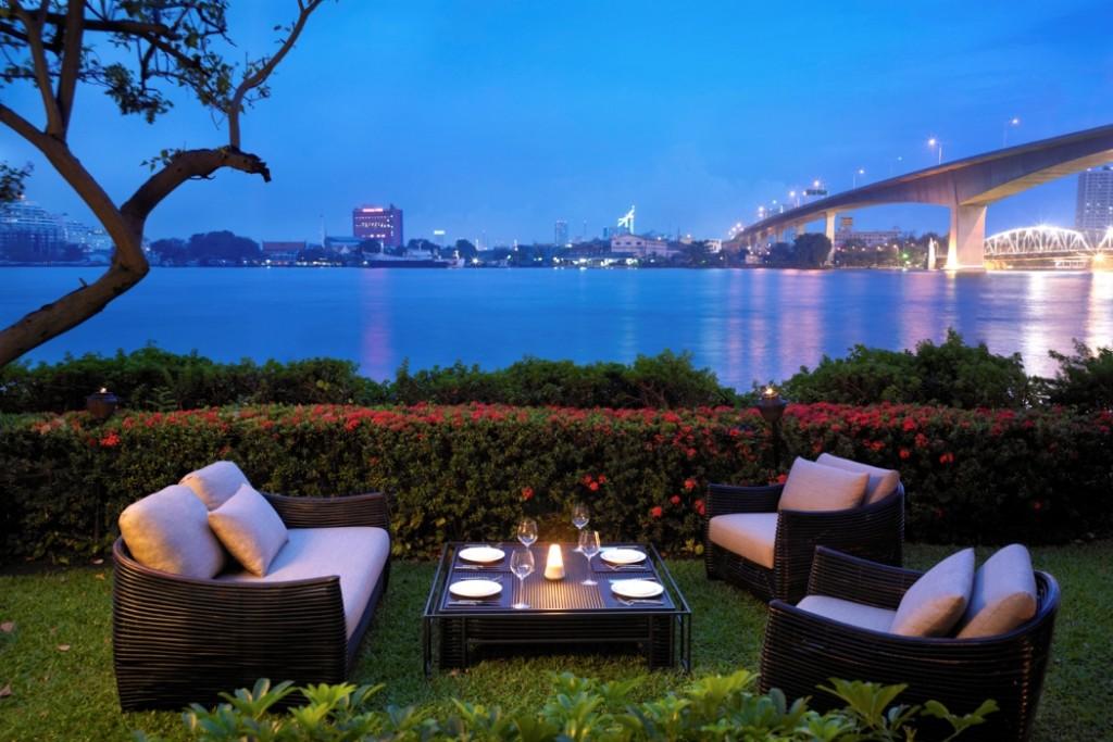 Anantara Riverside Bangkok River