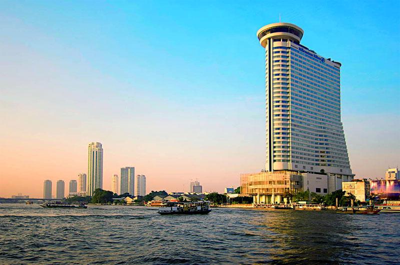 Bangkok Millennium Hilton Hotel
