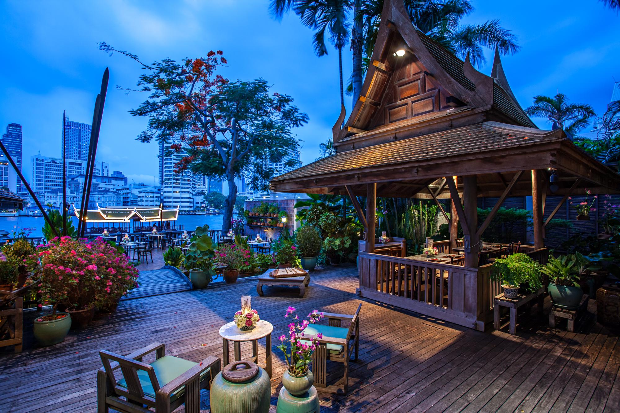 Thiptara Bangkok River