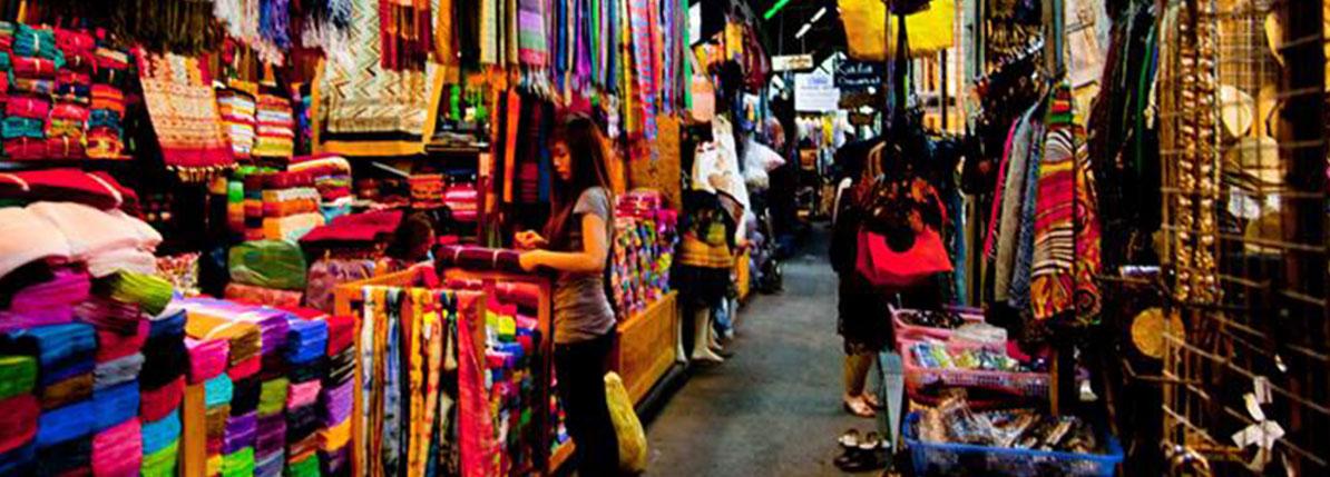ตลาดพาหุรัด - Bangkok River