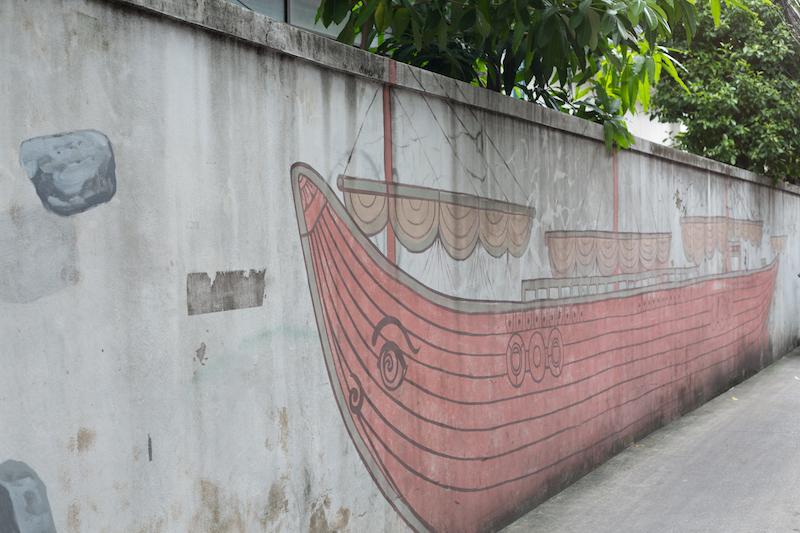 Talat Noi - Bangkok River
