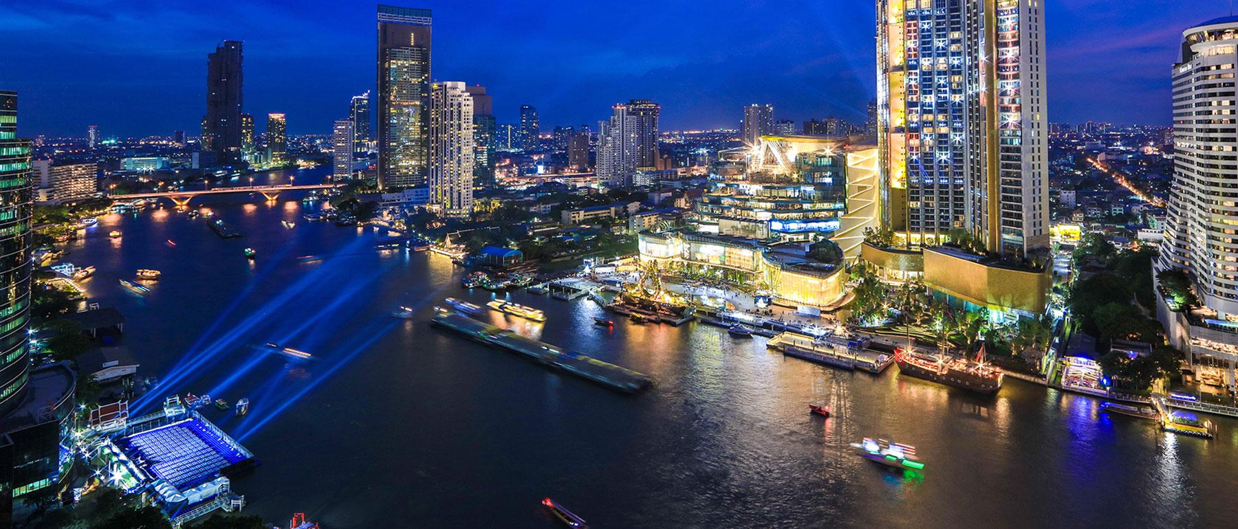 Iconsiam Bangkok S Landmark Shopping And Entertainment