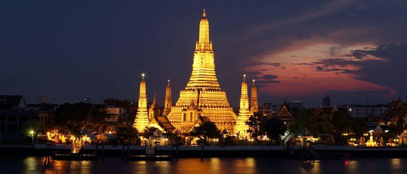 Bangkok River เป็นโครงการความร่วมมือของพันธมิตร Bangkok River ที่จะโปรโมทแม่น้ำเจ้าพระยาในฐานะจุดหมายปลายทางระดับเวิลด์คลาสทั้งทางด้านธุรกิจและความบันเทิง