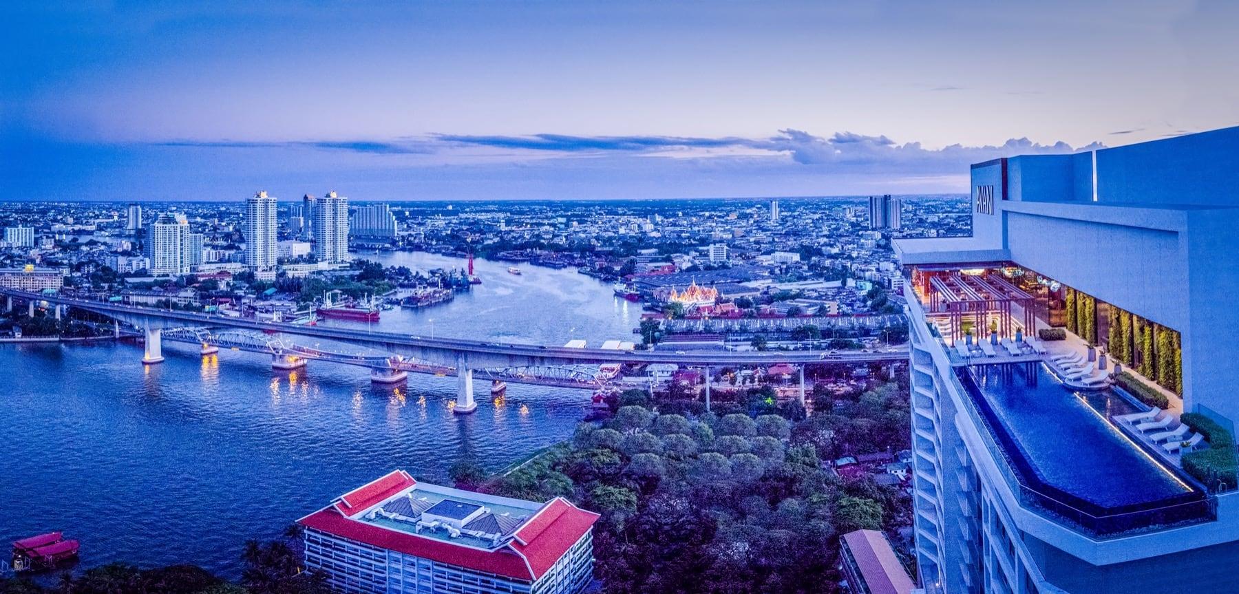 Avani Riverside Bangkok River