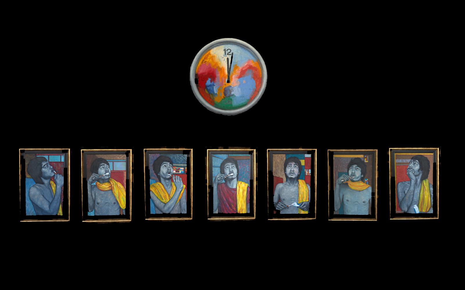 D Art Exhibition In Bangkok : Thai contemporary art exhibition bangkok river